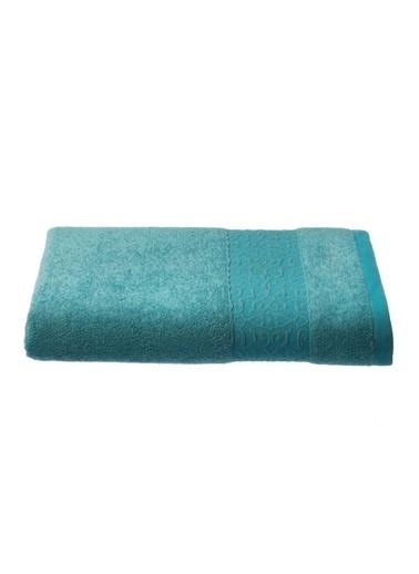 Maxstyle Tencel Sultan Havlu Koyu Mint 70X140 Yeşil